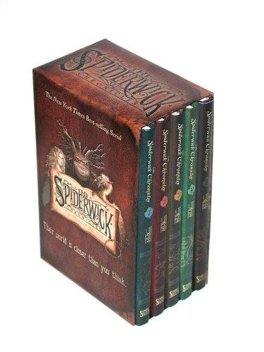 The Spiderwick Chronicles (Boxed Set) by Tony DiTerlizzi