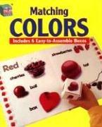 Matching Colors (Build-a-Block Books) by Piers Baker