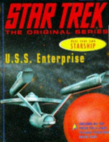 U.S.S. EnterpriseT by Ruth Wickings