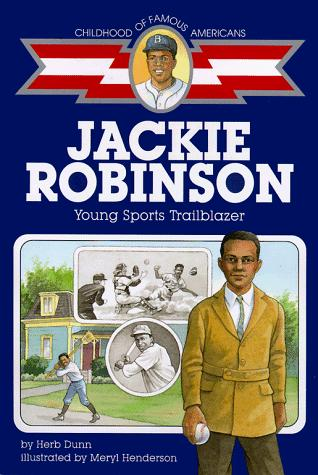 Jackie Robinson by Herb Dunn