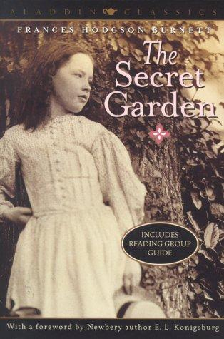 The Secret Garden (Aladdin Classics) by Frances Hodgson Burnett