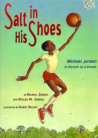Salt in his shoes by Roslyn Jordan