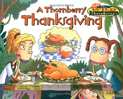 A Thornberry Thanksgiving by Kitty Richards