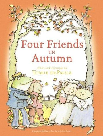 Four friends in autumn by Jean Little